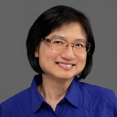 portrait of Laura Tsai