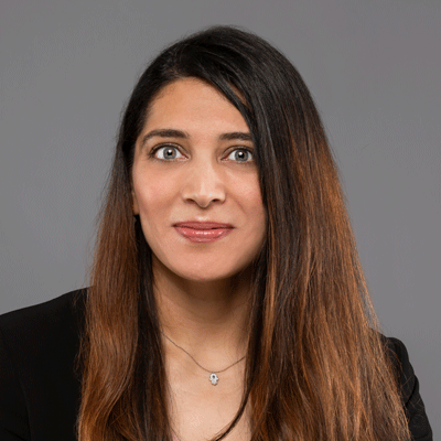 portrait of Sameen Saeed